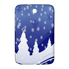 Vector Christmas Design Samsung Galaxy Note 8 0 N5100 Hardshell Case