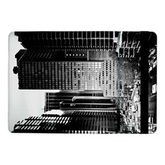 Urban Scene Street Road Busy Cars Samsung Galaxy Tab Pro 10 1  Flip Case