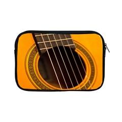 Vintage Guitar Acustic Apple Ipad Mini Zipper Cases