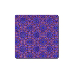 Tile Background Image Pattern Square Magnet by Nexatart