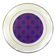 Tile Background Image Pattern Porcelain Plates