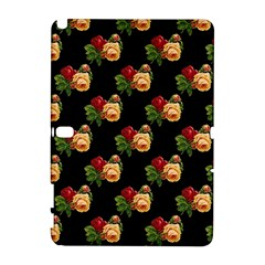 Vintage Roses Wallpaper Pattern Galaxy Note 1 by Nexatart