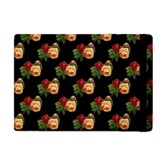 Vintage Roses Wallpaper Pattern Ipad Mini 2 Flip Cases