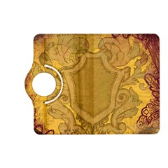 Vintage Scrapbook Old Ancient Kindle Fire Hd (2013) Flip 360 Case by Nexatart