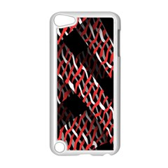 Weave And Knit Pattern Seamless Apple Ipod Touch 5 Case (white)