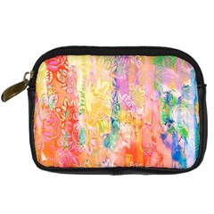 Watercolour Watercolor Paint Ink Digital Camera Cases by Nexatart