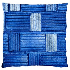 Wall Tile Design Texture Pattern Large Cushion Case (two Sides)