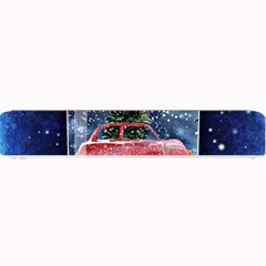 Winter Snow Ball Snow Cold Fun Small Bar Mats by Nexatart