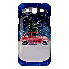 Winter Snow Ball Snow Cold Fun Samsung Galaxy Mega 5 8 I9152 Hardshell Case