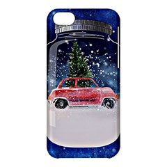 Winter Snow Ball Snow Cold Fun Apple Iphone 5c Hardshell Case by Nexatart