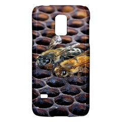 Worker Bees On Honeycomb Galaxy S5 Mini