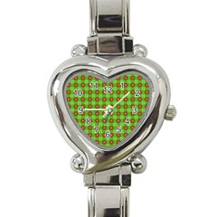 Wrapping Paper Christmas Paper Heart Italian Charm Watch