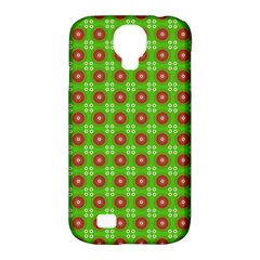 Wrapping Paper Christmas Paper Samsung Galaxy S4 Classic Hardshell Case (pc+silicone)