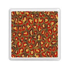 Stylized Background For Scrapbooking Or Other Memory Card Reader (square)  by Nexatart