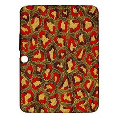 Stylized Background For Scrapbooking Or Other Samsung Galaxy Tab 3 (10 1 ) P5200 Hardshell Case