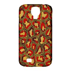 Stylized Background For Scrapbooking Or Other Samsung Galaxy S4 Classic Hardshell Case (pc+silicone)