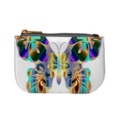 Abstract Animal Art Butterfly Mini Coin Purses by Amaryn4rt