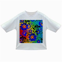 Abstract Background Backdrop Design Infant/toddler T Shirts by Amaryn4rt