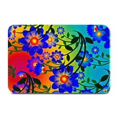 Abstract Background Backdrop Design Plate Mats by Amaryn4rt