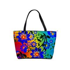 Abstract Background Backdrop Design Shoulder Handbags by Amaryn4rt