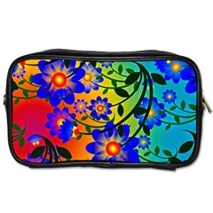 Abstract Background Backdrop Design Toiletries Bags by Amaryn4rt