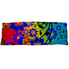 Abstract Background Backdrop Design Body Pillow Case (dakimakura)