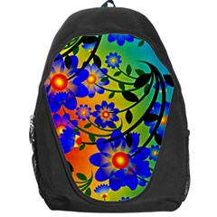 Abstract Background Backdrop Design Backpack Bag