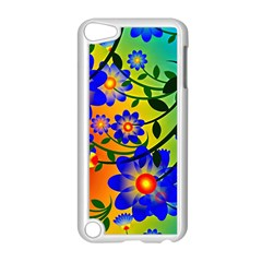 Abstract Background Backdrop Design Apple Ipod Touch 5 Case (white) by Amaryn4rt
