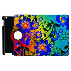 Abstract Background Backdrop Design Apple Ipad 3/4 Flip 360 Case by Amaryn4rt
