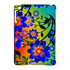Abstract Background Backdrop Design Apple Ipad Mini Hardshell Case (compatible With Smart Cover) by Amaryn4rt