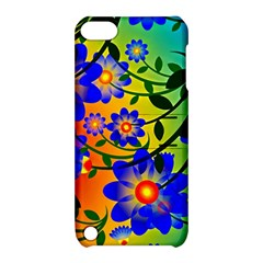 Abstract Background Backdrop Design Apple Ipod Touch 5 Hardshell Case With Stand by Amaryn4rt