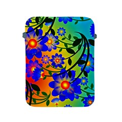 Abstract Background Backdrop Design Apple Ipad 2/3/4 Protective Soft Cases by Amaryn4rt