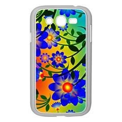 Abstract Background Backdrop Design Samsung Galaxy Grand Duos I9082 Case (white) by Amaryn4rt