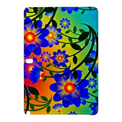 Abstract Background Backdrop Design Samsung Galaxy Tab Pro 12 2 Hardshell Case by Amaryn4rt