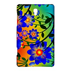 Abstract Background Backdrop Design Samsung Galaxy Tab S (8 4 ) Hardshell Case  by Amaryn4rt