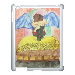 Artsy 1 Apple Ipad 3/4 Case (white) by artsystorebytandeep