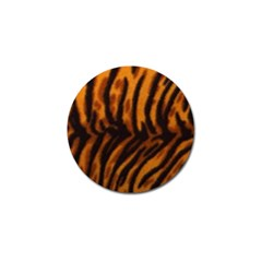Animal Background Cat Cheetah Coat Golf Ball Marker (10 Pack) by Amaryn4rt