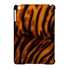 Animal Background Cat Cheetah Coat Apple Ipad Mini Hardshell Case (compatible With Smart Cover) by Amaryn4rt