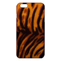 Animal Background Cat Cheetah Coat Iphone 6 Plus/6s Plus Tpu Case by Amaryn4rt