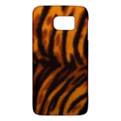 Animal Background Cat Cheetah Coat Galaxy S6