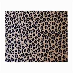 Background Pattern Leopard Small Glasses Cloth by Amaryn4rt