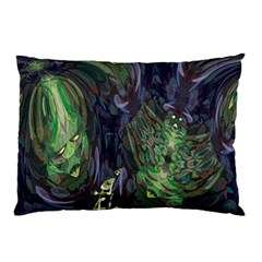 Backdrop Background Abstract Pillow Case (two Sides) by Amaryn4rt