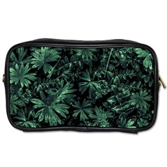 Dark Flora Photo Toiletries Bags 2 Side by dflcprints