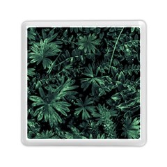 Dark Flora Photo Memory Card Reader (square)  by dflcprints