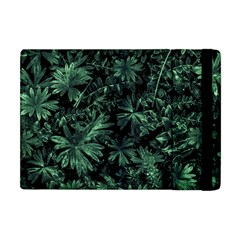 Dark Flora Photo Apple Ipad Mini Flip Case by dflcprints