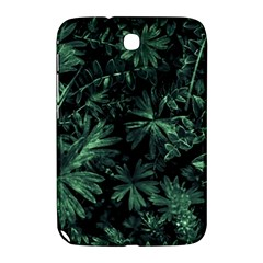 Dark Flora Photo Samsung Galaxy Note 8 0 N5100 Hardshell Case  by dflcprints