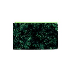 Dark Flora Photo Cosmetic Bag (xs) by dflcprints