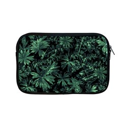 Dark Flora Photo Apple Macbook Pro 13  Zipper Case by dflcprints