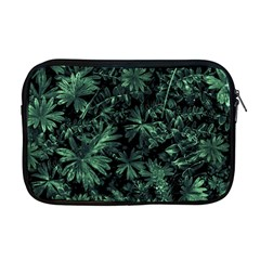 Dark Flora Photo Apple Macbook Pro 17  Zipper Case by dflcprints