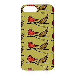 Bird Birds Animal Nature Wild Wildlife Apple Iphone 7 Plus Hardshell Case